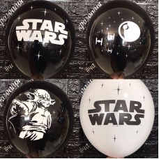 Гелієві кульки Зоряні Війни
