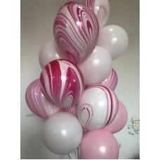 Гелієва кулька  Агат Qualatex (США)