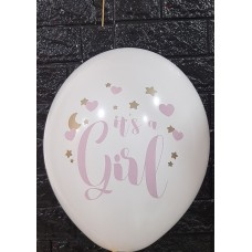 """Гелієві кульки  """" It`s a Girl """""""