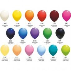 Гелієві кульки, середня, 12 дюймів (32см)