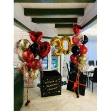 Сет кульок З днем народження Кохана